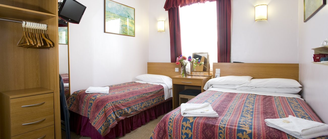 Great Value Hotel in Victoria, London