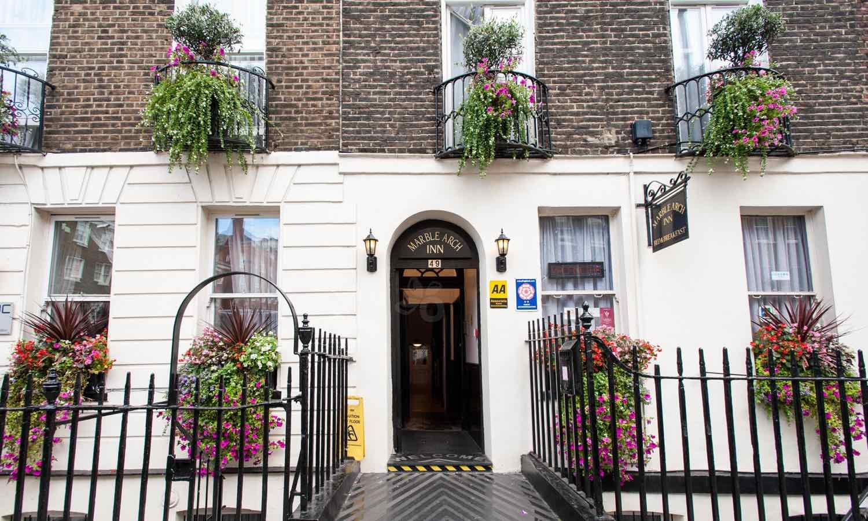 The Marble Arch Inn